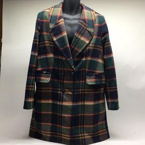 The Limited Women's Wool Blend Coat Sz Large
